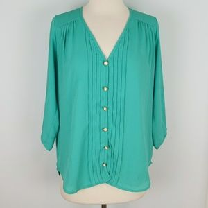Buttons blouse